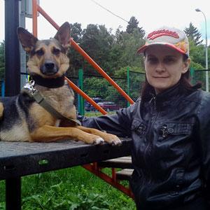 Трояновская Анна